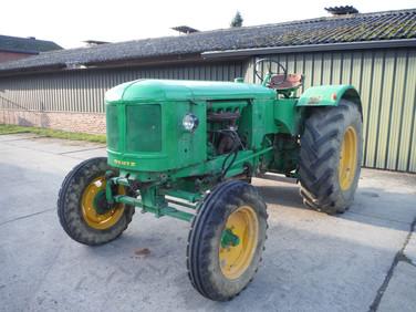 1953 Deutz F4L514 #7908/683