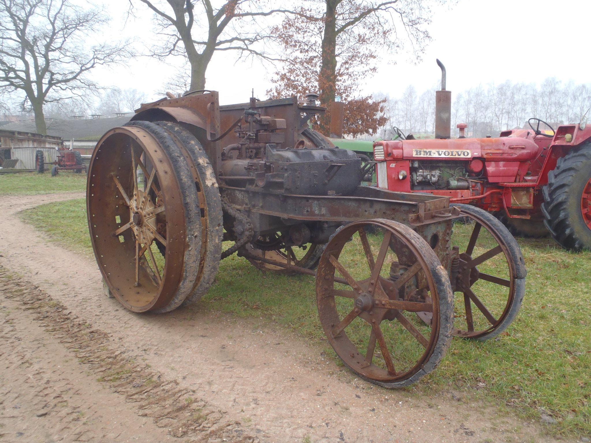 1917 Titan 15-30