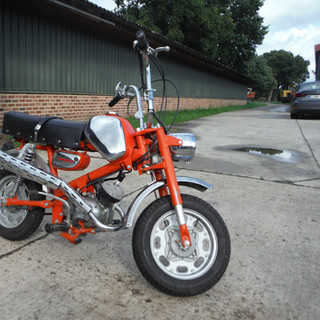 1970 Benelli Motobi Minibike