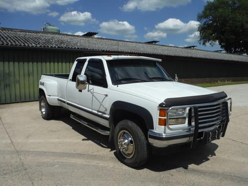 1996 GMC Sierra 6,5 litre Turbodiesel V-8