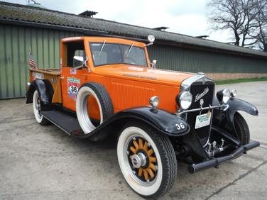 1931 Hupmobile  8 cylinder, € 29.990,-