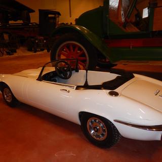 Jaguar E-Type junior