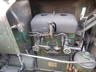 1943 Bolinder Munktells BM2
