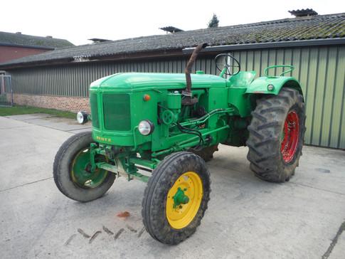 1953 Deutz F4L514 #7908/977