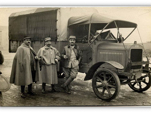 ca 1917 Berliet CBA