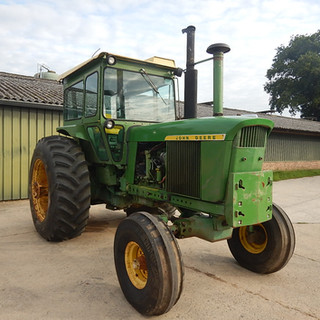 1969 JD 4520 Syncro, #4622