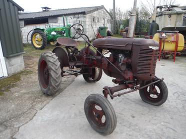 1945 IH Farmall A #142725