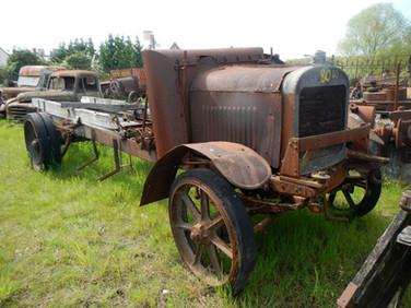 ca 1917 Berliet CBA chain drive