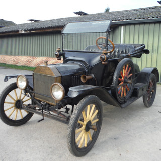 1916 Ford T