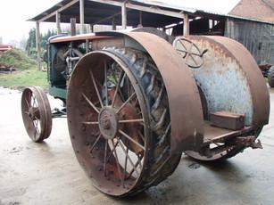 1929 Baker 25-50