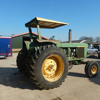 1969 JD4520 Powershift