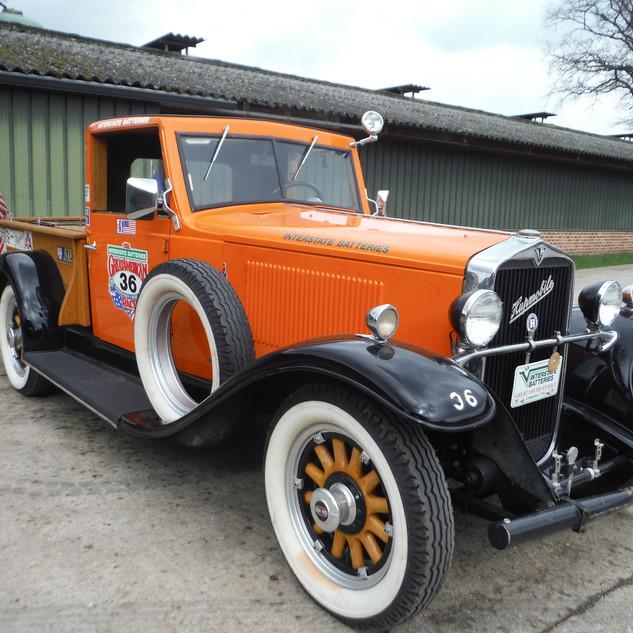 1931 Hupmobile Standard 8