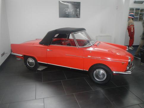1966 NSU Spider