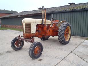 1955 Case 400 Diesel