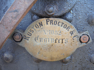 1867 Ruston & Proctor