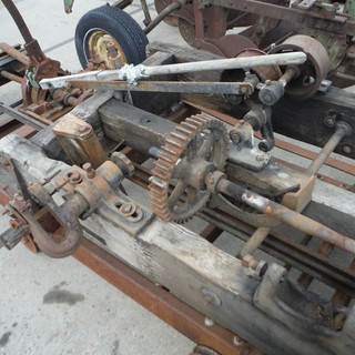 Corley 395 Saw Mill