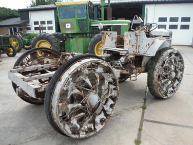 ca 1930 Pavesi P100 Diesel