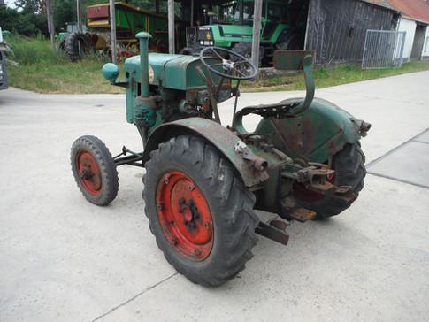 1940 Deutz F1M414 3-speed