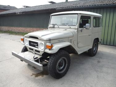 1980 Toyota BJ 40 #36575