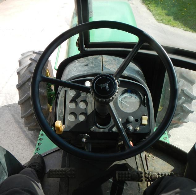 1974 John Deere 4630 4wd
