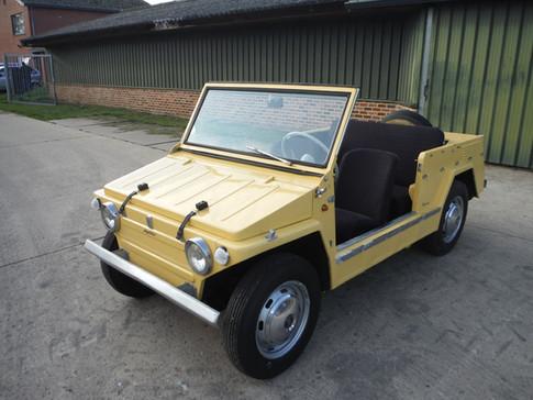 1967 Fiat 600 Savio Jungla