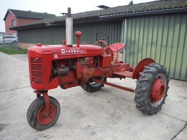 Ca 1943 Farmall B #3234
