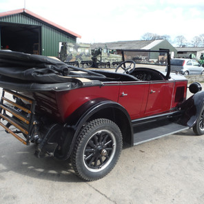 1925 Buick model 35 Touring
