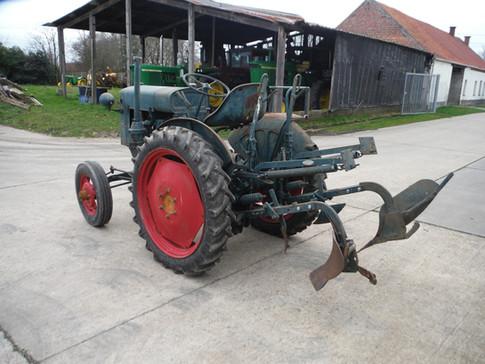 """Deutz F1M414 """"Hochrad"""" 1950"""
