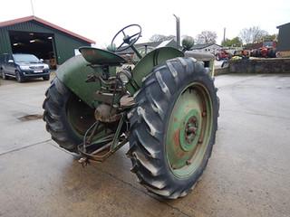 1955 Oliver super 77 Diesel