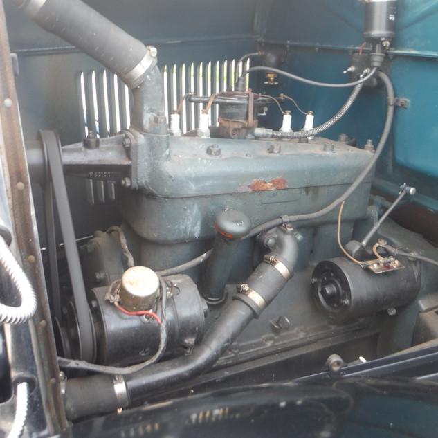 1929 Ford A Phaeton