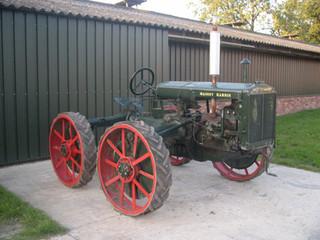 ca 1930 Massey Harris GP #301910