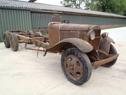 1930 Ford A Minotier
