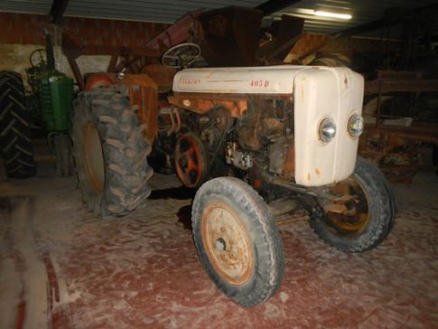 1961 Vierzon 403 Diesel