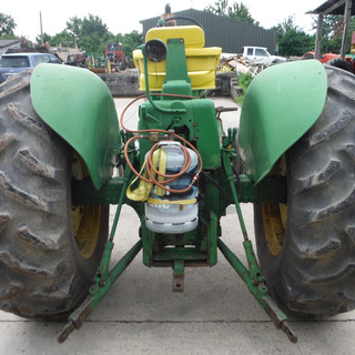 1965 John Deere 4020 LP gas