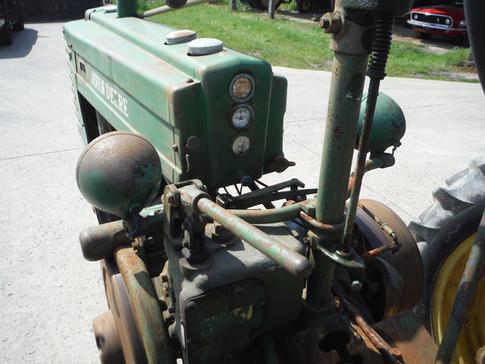 ca 1945 H #3206 electric start