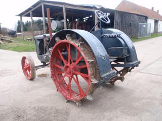 1933 Wallis 12-20