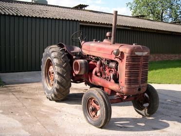 1945 Farmall WD 6 Diesel #25028