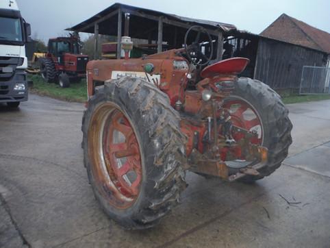 1957 Farmall 450 Diesel # 16108