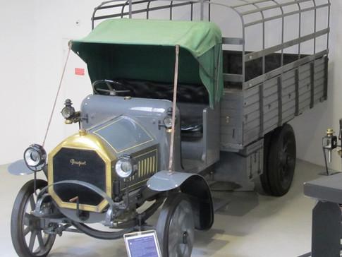 ca 1918 Peugeot type 1525