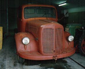 1956 Mercedes L312