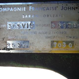 1964 John Deere 303 Vineyard & 303 Standard