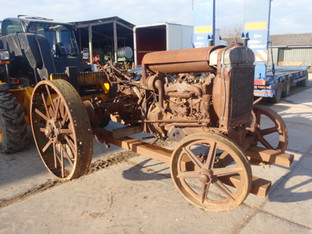 ca 1929 Rumely Do-All
