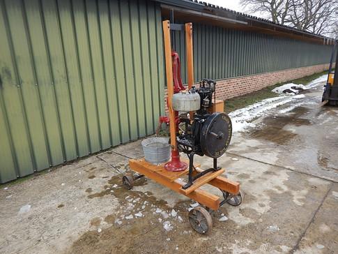 1913 Fuller & Johnson Farm Pump engine