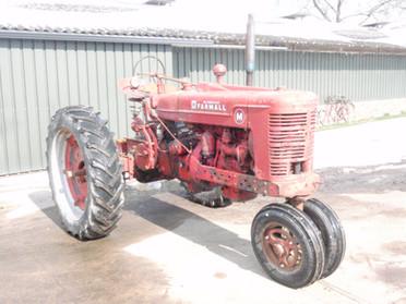 1941 Farmall M #29555