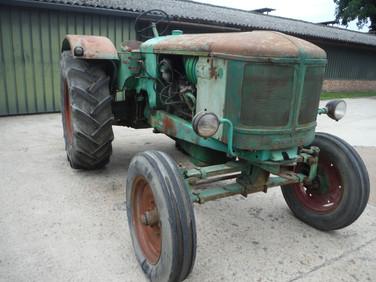 1953 Deutz F4L514 #7908/0863