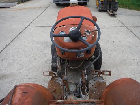 Massey Ferguson 25 Vineyard Diesel, #101668