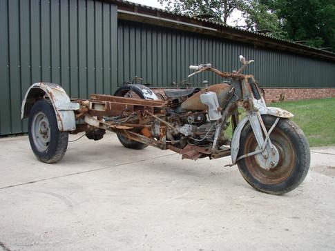 Moto Guzzi Ercole