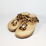 Chinelos Leopardo