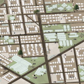 Refugee Camp Planning