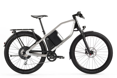 Klever X SPEED business edition 45km/h